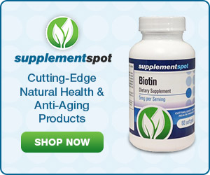 Multivitamins at supplement spot