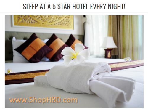 Shop Hotel Beds Direct . . . luxury hotel beds at home 300x300