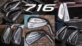 Titleist 716 Iron