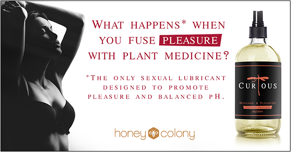 Curious plant based lubricant