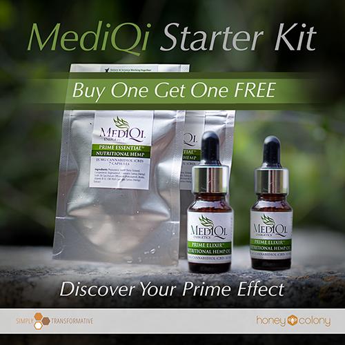 MediQui Nutritional Hemp Oil