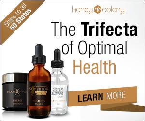 Honey Colony Simply Transformative Health Bundle