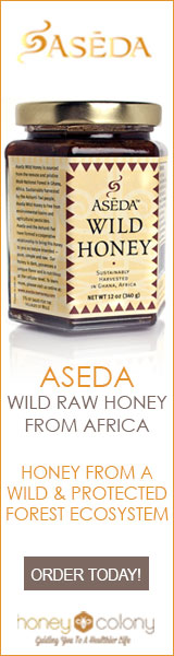 Aseda Wild Honey and Honey Colony