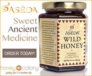 Aseda Wild Honey and Honey Colony
