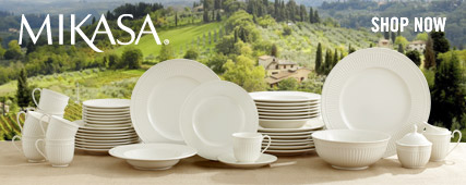 Shop dinnerware at Mikasa.com!