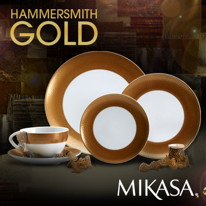 Shop Hamersmith Gold at Mikasa.com!