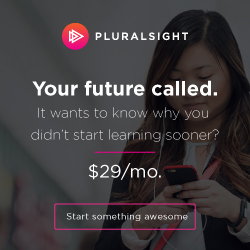 Pluralsight - Your future called