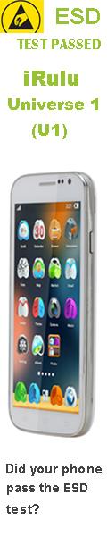 iRulu Smartphone Universe1(U1)