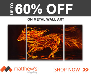 Metal Wall Art on sale