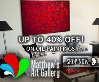 Oil Painting Matthew's Art Gallery