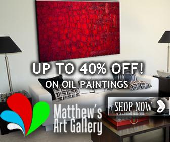 Oil Painting Matthew's Art Gallery
