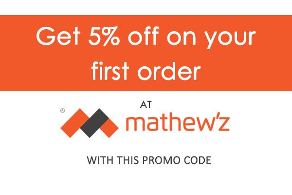 Matthew's Art Gallery Coupon Code