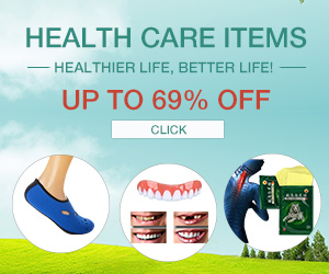 UP TO 69% OFF Health Care Items