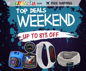 up to 81% off top weekend deals