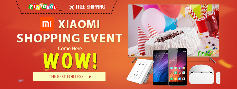 Anniversary XIAOMI Brand Shopping Event