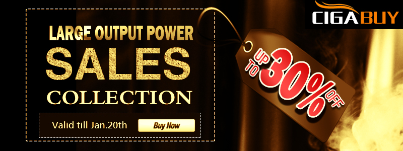 Large Output Power Sales Collection
