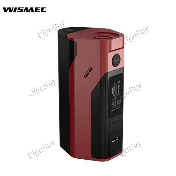 5% OFF Wismec RX2/3 Mod Red.com