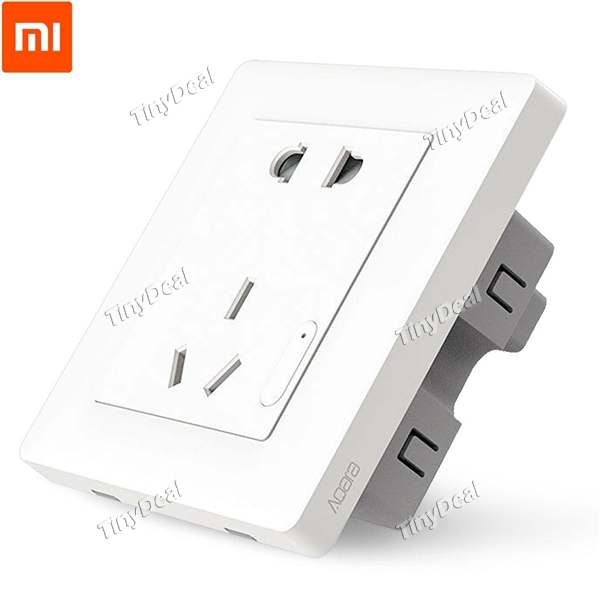 17% off Original Xiaomi Mi Aqara Smart Wall-Socket