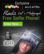 Alcatel Flash 2 Exclusive Release with Free Gift