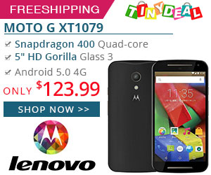 Only $123.99 for MOTO G XT1079 4G phone