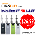Authentic Innokin iTaste MVP 20W mod