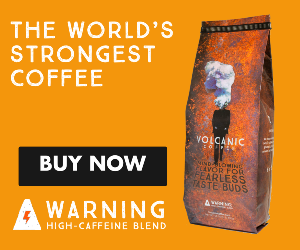 Volcanica Coffee for sale