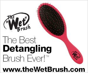 The Best Detangling Brush Ever! The Wet Brush