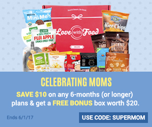 Celebrate Moms at Love With Food!