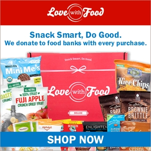 Get 50% off First Gluten-Free Love With Food Box Today