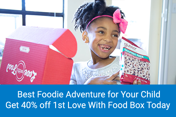 40% off Love With Food Deluxe.