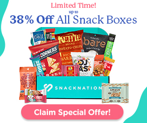 SnackNation Online Offer