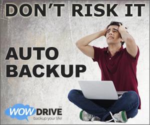Unlimited Backup - WowDrive.com