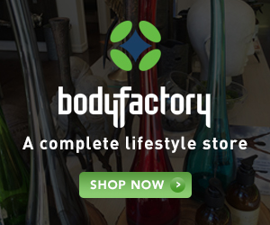 BodyFactory.com - A Complete Lifestyle Store