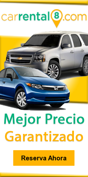 CarRental8 Best Prices Guaranteed (Spanish)