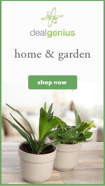 Deal Genius Home & Garden