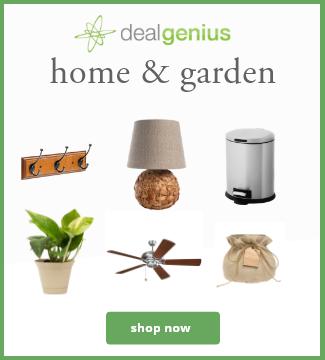 Deal Genius Home & Garden
