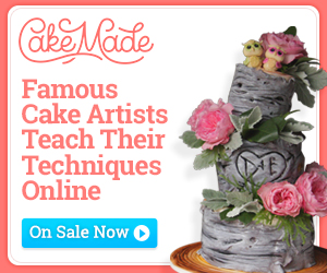Famous Cake Artists Teach Their Techniques Online