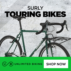 Shop Surly Touring Bikes