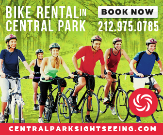 Central Park Bike Rental Save 30%