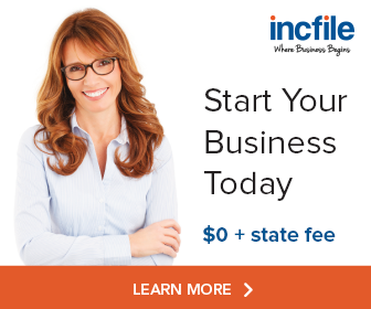 Start LLC for $0 at IncFile LLC services