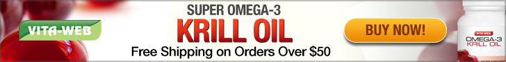 Krill Oil at the Best Prices. Free shipping on orders $50 +