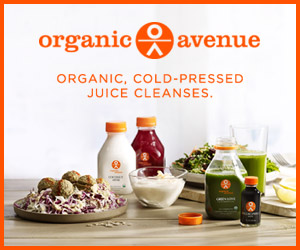 Organic Avenue - Organic, cold-pressed juice cleanses