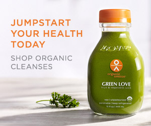 Jumpstart your health today! Shop organic cleanses from Organic Avenue!