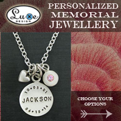 Personalized Memorial Jewellery