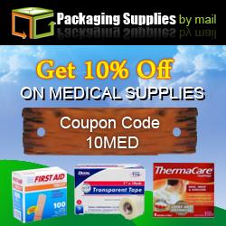 Medical Supplies Coupon