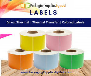 Thermal Labels, Colored Labels