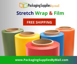 Stretch Wrap, Dispenser, Pallet Wrap