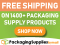 packagingsuppliesbymail.com - Free Shipping On All Packaging Supplies Products