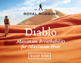 Diablo for Maximum Breathability