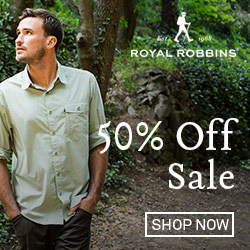 royal robbins discount code